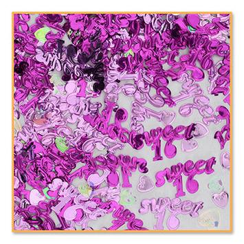 Sweet 16 Confetti picture