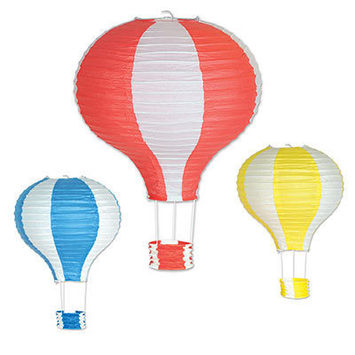 Hot Air Balloon Paper Lanterns picture