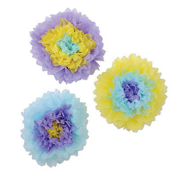 Tissue Flowers picture