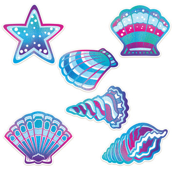 Seashell Cutouts picture
