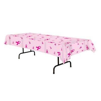 Pink Ribbon Tablecover picture