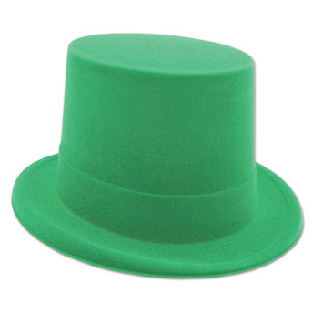Green Velour Topper picture