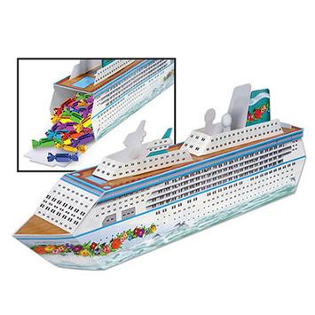 3-D Cruise Ship Centerpiece picture