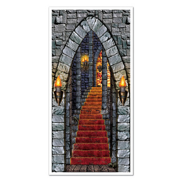 Castle Entrance Door Cover picture