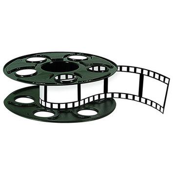 Movie Reel w/Filmstrip Centerpiece picture