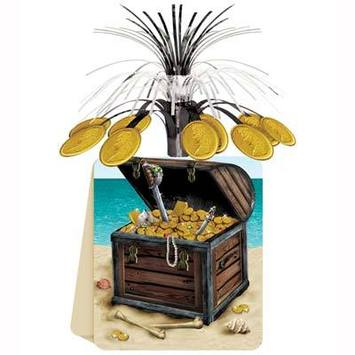 Pirate Treasure Centerpiece picture