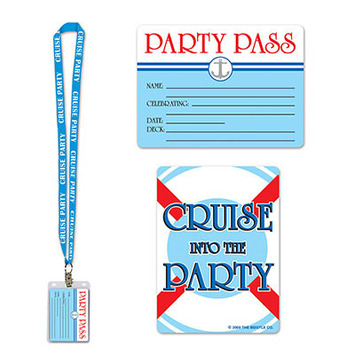 Cruise Ship Party Pass picture