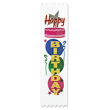 Happy Birthday Value Pack Ribbons picture