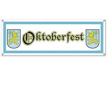 Oktoberfest Sign Banner picture