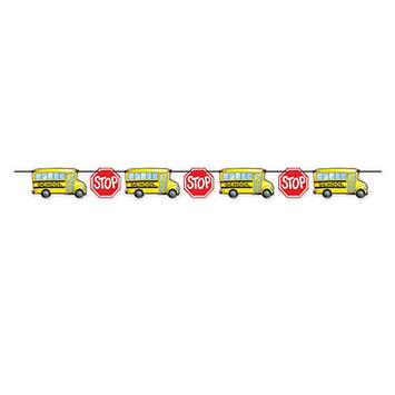 School Bus Streamer picture