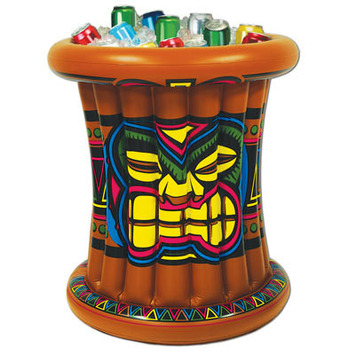 Inflatable Tiki Cooler picture