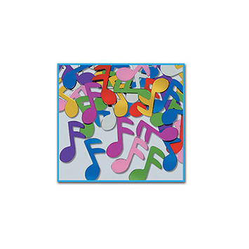 Fanci-Fetti Musical Notes picture