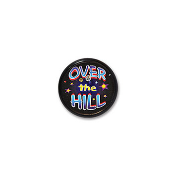 Over The Hill Blinking Button picture