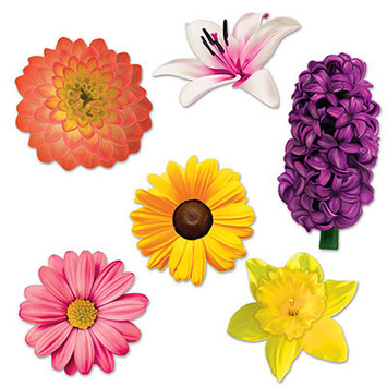 Flower Cutouts picture