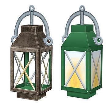 3-D Lantern Centerpiece picture