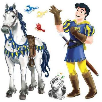Prince & Trusty Steed Props picture