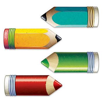 Jumbo Pencil Cutouts picture