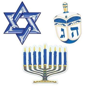 Hanukkah Cutouts picture