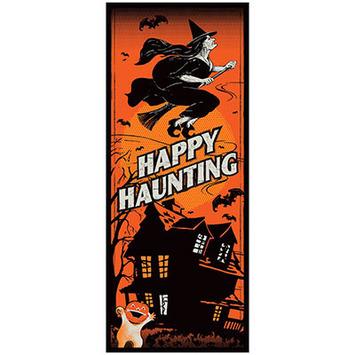 Vintage Halloween Door Cover picture