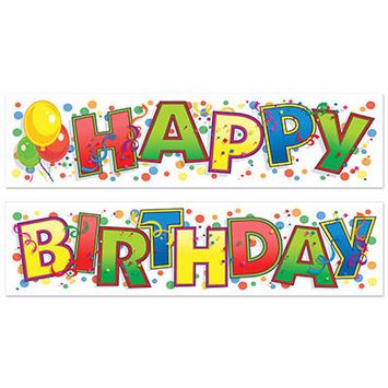 Happy Birthday Banner picture