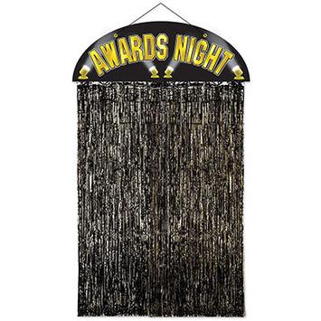 Awards Night Door Curtain picture