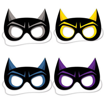 Hero Masks picture