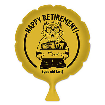 Happy Retirement! Whoopee Cushion picture