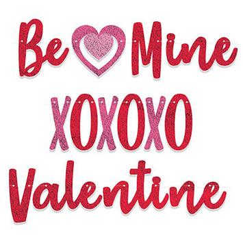 Valentine Streamer Set picture