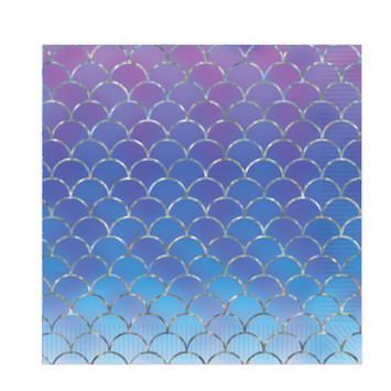 Mermaid Scales Luncheon Napkins picture