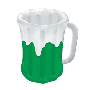 Inflatable Beer Mug Cooler picture