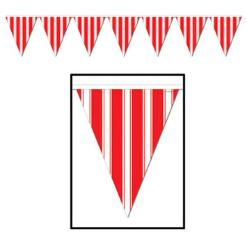Striped Pennant Banner picture