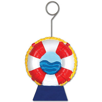 Life Preserver Photo/Balloon Holder picture