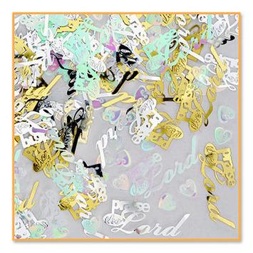 Praise The Lord Confetti picture