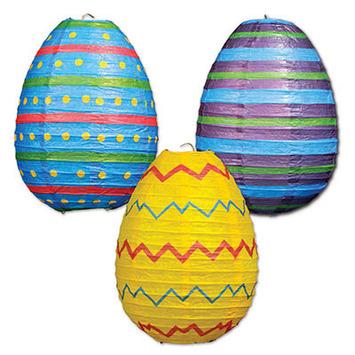 Easter Egg Paper Lanterns picture