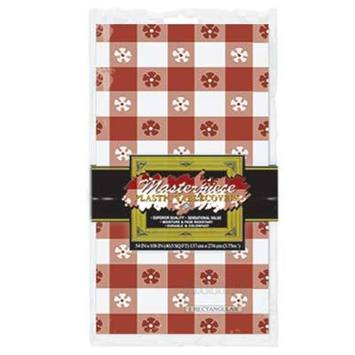 Gingham Tablecover picture
