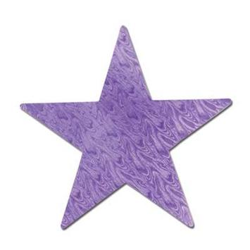 Embossed Foil Star Cutout picture