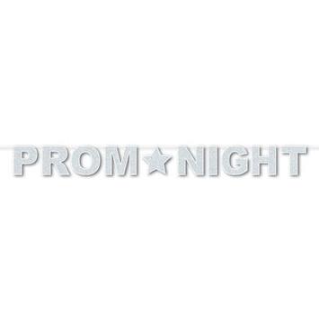 Glittered Prom Night Streamer picture