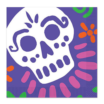 Day Of The Dead Luncheon Napkins picture