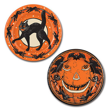Halloween Plates picture