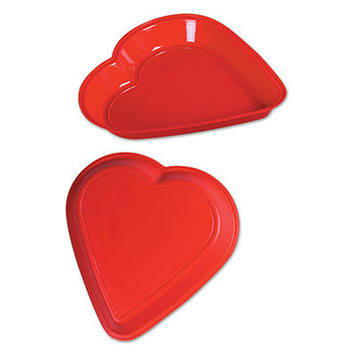 Plastic Heart Tray picture
