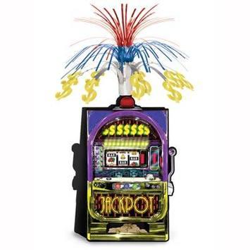 Slot Machine Centerpiece picture