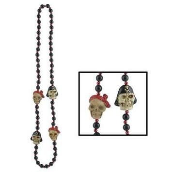 Pirate Skull Beads picture