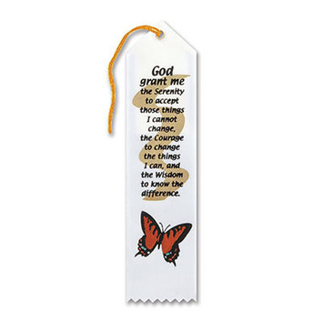 Serenity Prayer Ribbon picture