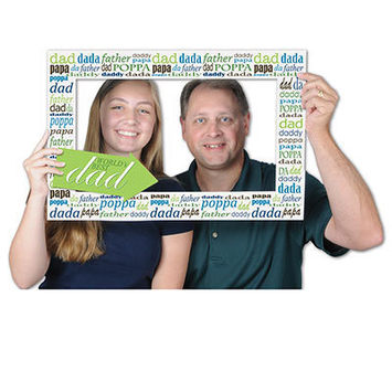 Father's Day Photo Fun Frame picture