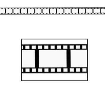 Filmstrip Poly Decorating Material picture