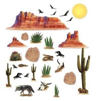 Wild West Desert Props picture