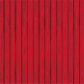 Red Barn Siding Backdrop picture