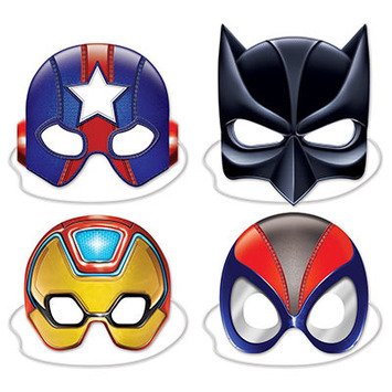 Deluxe Hero Masks picture