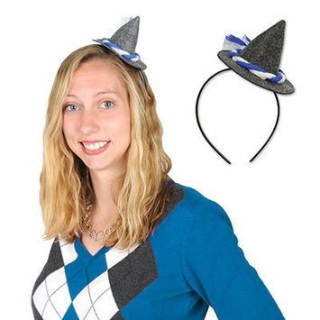 Oktoberfest Peasant Hat Headband picture