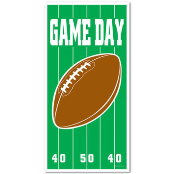 Game Day Football Door Cover picture